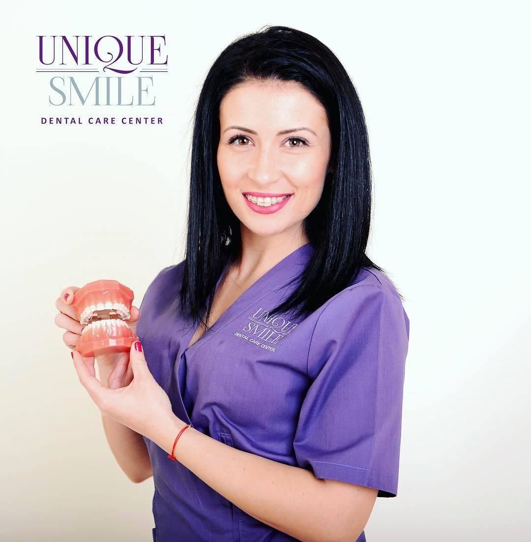 Andreea Jianu medic ortodont
